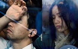 Nỗi chán chường và mệt nhoài với cuộc sống chất đầy chuyến tàu điện Nhật Bản