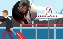 """Hiểu đúng về vé """"overbook"""" và cách để không bị ra khỏi chuyến bay theo kiểu không mong muốn"""