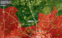 Quân đội Syria thua chạy trước khủng bố ở Hama, bị chiếm 2 xe tăng