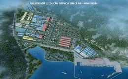 Thủ tướng kết luận: Tạm dừng dự án thép Cà Ná của Tập đoàn Hoa Sen