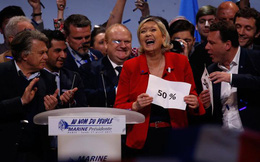 """Ứng viên Tổng thống Pháp Le Pen tuyên bố sẽ """"cấm cửa"""" người nhập cư"""