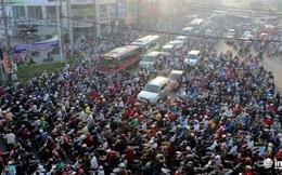 Phải đánh vào kinh tế để người dân từ bỏ xe máy!