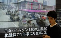 Nhật Bản: Người dân chỉ có 10 phút để đối phó với tấn công tên lửa từ Triều Tiên