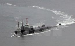 """Triều Tiên dọa biến tàu ngầm hạt nhân Mỹ thành """"bóng ma dưới nước"""""""