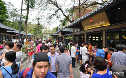 Ngắm tuyến phố Sách đầu tiên của Hà Nội trong ngày khai trương
