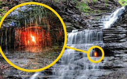 """Bí ẩn về """"ngọn lửa vĩnh cửu"""" không thể dập tắt trên Trái đất thách thức giới khoa học"""