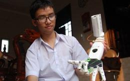 Nam sinh dự thi khoa học quốc tế bị từ chối cấp visa