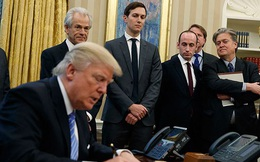 """Ông Trump sẽ """"bứng sạch"""" 3 cố vấn cấp cao?"""
