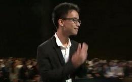 """""""Cánh tay robot"""" đạt giải 3 cuộc thi Khoa học kỹ thuật quốc tế tổ chức tại Mỹ"""