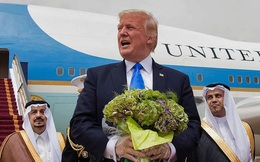 Lần đầu công du, ông Trump mang 350 tỷ USD về cho Mỹ