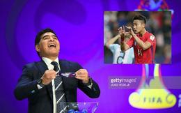 Ghi bàn, tiền đạo U20 Hàn Quốc mỉa mai… Maradona