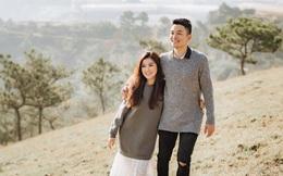 Em gái Wanbi Tuấn Anh xinh đẹp, hạnh phúc rạng rỡ trong ảnh cưới giản dị chụp tại Đà Lạt