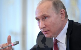 Ông Putin: Tin tặc Mỹ giả dạng Nga tiến hành can thiệp bầu cử Mỹ