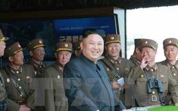 Ông Kim Jong-un ra lệnh cho không quân sẵn sàng tấn công tàu sân bay