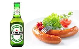 Một doanh nghiệp lãi đột biến gần 5.000 tỷ nhờ Bia Heineken và xúc xích Vissan