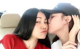 Chuyện tình đồng tính nữ của cặp đôi sexy khiến cư dân mạng Thái Lan xôn xao