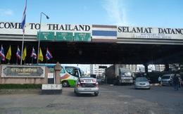 Thái Lan đóng 6 cửa khẩu với Malaysia để ngăn IS xâm nhập