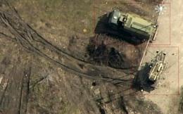 Chiến sự Ukraine: Quân Kiev thảm bại ở Donbass do Nga tác chiến điện tử?