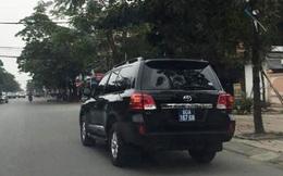 Vụ tặng 2 xe sang cho Nghệ An: Tạm dừng sử dụng, chờ chỉ đạo của Chính phủ