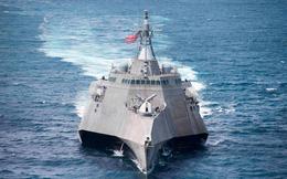 Chiến hạm Mỹ USS Coronado thăm cảng Cam Ranh và bảo dưỡng viễn chinh