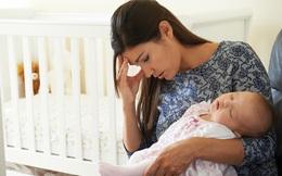 Trầm cảm sau sinh và những câu chuyện đau lòng