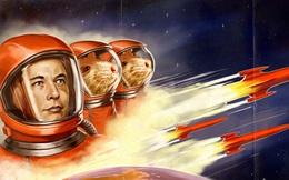 Elon Musk vừa đăng tải bài viết mới cực kỳ tham vọng: mang 1 triệu người lên Sao Hỏa