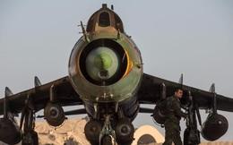 Vụ F-18 Mỹ bắn rơi Su-22: Syria tố Mỹ giúp khủng bố