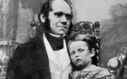 Charles Darwin - một nhà khoa học đại tài, một người cha vĩ đại trong lịch sử nhân loại