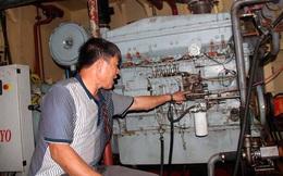 """Tàu vỏ thép ở Sầm Sơn hư hỏng: Doanh nghiệp """"gợi ý"""" lỗi do ngư dân"""