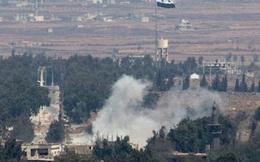 Israel tiếp tục không kích lực lượng chính phủ Syria