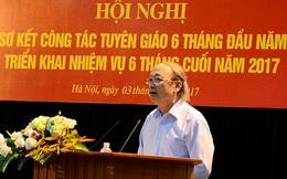 Đồng chí Võ Văn Phuông làm Phó Trưởng ban Thường trực Ban Tuyên giáo Trung ương