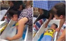 Sự thật về thi thể bé trai nằm trong thùng xốp chứa đầy đá lạnh, nghi bị bắt cóc lấy nội tạng