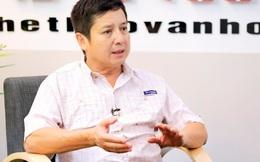"""NSƯT Chí Trung: """"Vợ giận từ khi tôi lên chức Giám đốc"""""""