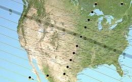 Người Mỹ chi 2000 USD để xem nhật thực trong 3 phút