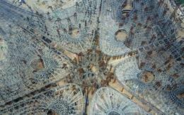 Toàn cảnh công trường xây dựng sân bay quốc tế lớn nhất thế giới, một trong những tác phẩm cuối cùng của nhà thiết kế đại tài Zaha Hadid