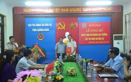 Bổ nhiệm nhân sự Quảng Ninh, Vĩnh Long