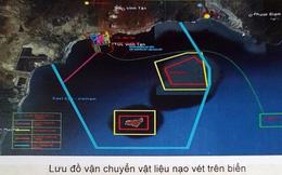 8 nhà khoa học Viện Hàn lâm đến Vĩnh Tân khảo sát