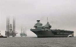 Anh sẽ đưa hai tàu sân bay đến Biển Đông, thách thức Trung Quốc