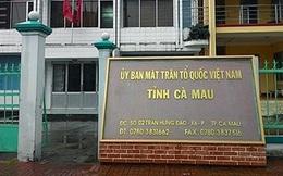 Ủy viên MTTQ bị khai trừ Đảng vì làm giả con dấu