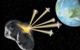 12/10/2017, NASA thử nghiệm hệ thống phòng thủ Trái đất bằng viên thiên thạch đường kính 30m
