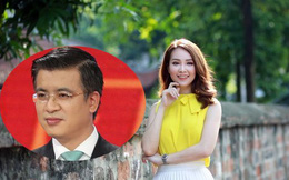 BTV Thụy Vân và chuyện chưa kể về 'người đàn ông thời sự' Quang Minh