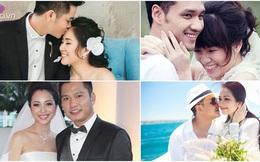 Những đám cưới lần 2 được quan tâm hơn cả lần đầu của mỹ nhân Việt