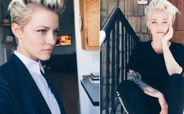 Vẻ ngoài không thể không mê của cô nàng tomboy hot nhất nhì Instagram