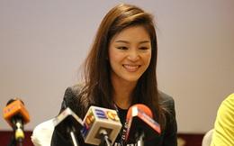 Nữ trưởng đoàn xinh đẹp Thái Lan hút hồn phóng viên báo chí