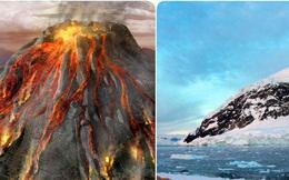 """Tìm ra """"địa ngục lửa"""" giữa trần gian ở nơi lạnh lẽo nhất thế giới - Nam Cực"""
