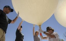 NASA sẽ thả bóng bay khổng lồ chứa vi khuẩn lên không trung vào sự kiện Nhật thực tới! Mục đích là để nghiên cứu