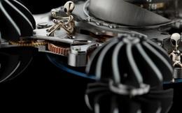 """Cận cảnh siêu đồng hồ """"người ngoài hành tinh"""" siêu dị trị giá hơn 11 tỉ, thế giới chỉ có 4 chiếc"""