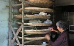 """Ngôi làng """"sang chảnh"""" ở Phú Yên, xây phòng khách chỉ để nuôi tằm"""