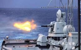 Chiến hạm Trung Quốc tập trận ở Tây Ấn Độ Dương răn đe Ấn Độ