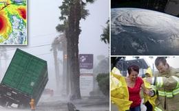 Cơn bão mạnh nhất thập kỷ đổ bộ vào Mỹ, người dân lo sợ một kịch bản tương tự Katrina xảy ra